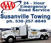Susanville Towing