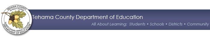 Tehama County Department of Education - Alternative Education