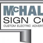 MCHALE SIGN CO