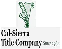 Cal-Sierra Title Company