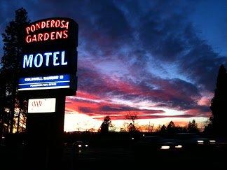 Ponderosa Gardens Motel