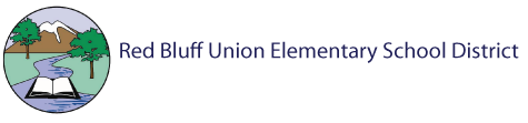 Red Bluff Union Elementary School District