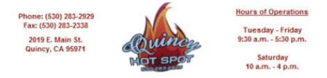Quincy Hot Spot