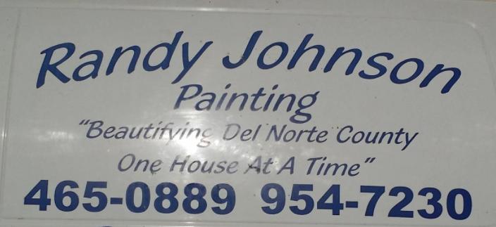 Randy Johnson Painting